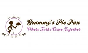 Grammy's Pie Pan Logo