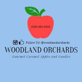 Woodland Orchards Logo